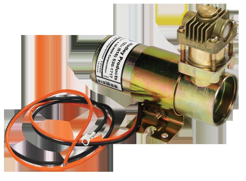 850 Series Mini Air Compressors Hadley