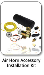 Air Horn Accessory Installation Kit