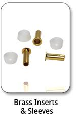 Brass Inserts & Sleeves