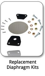 Replacement Diaphragm Kits