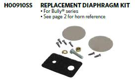 57 bel air horn wiring diagram air horn diaphragm parts & accessories | hadley