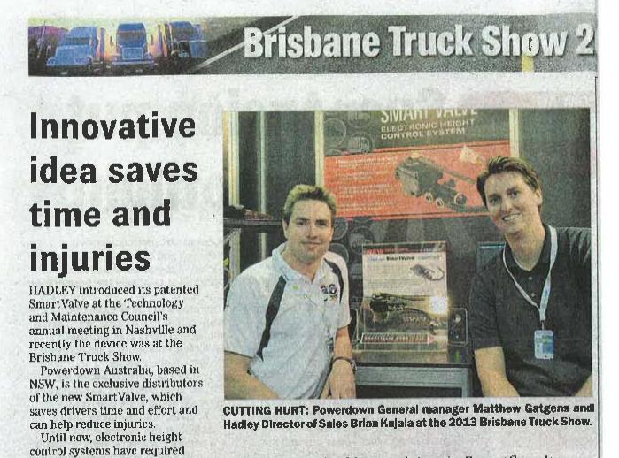 Big Rig News Australia