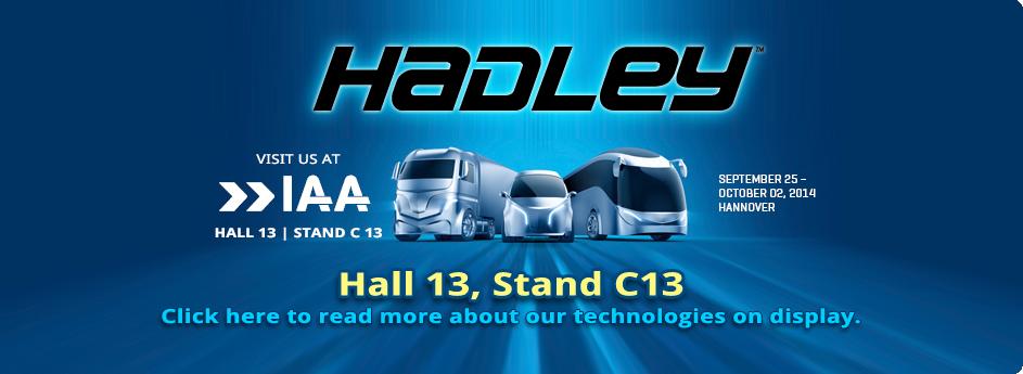 See us at IAA Hanover 2014