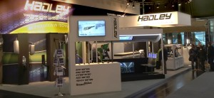"Hadley showcases ""An Evolution In Technology"" at IAA 2014 in Hannover, Germany."