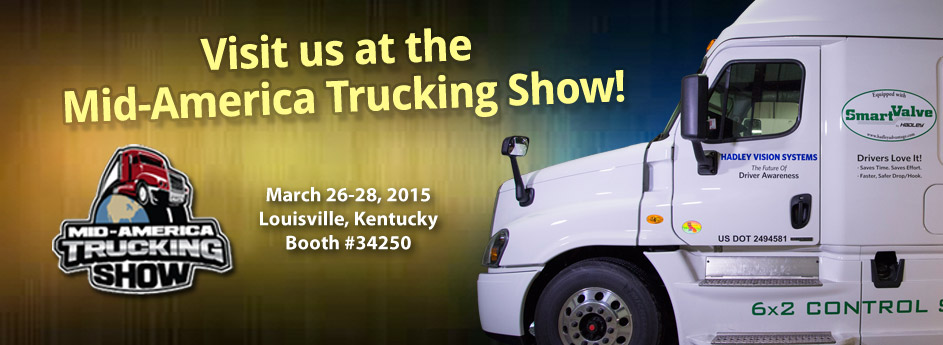 Mid-America Trucking Show 2015