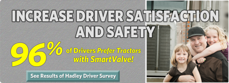 Fleet Drivers Evaluate SmartValve in Use